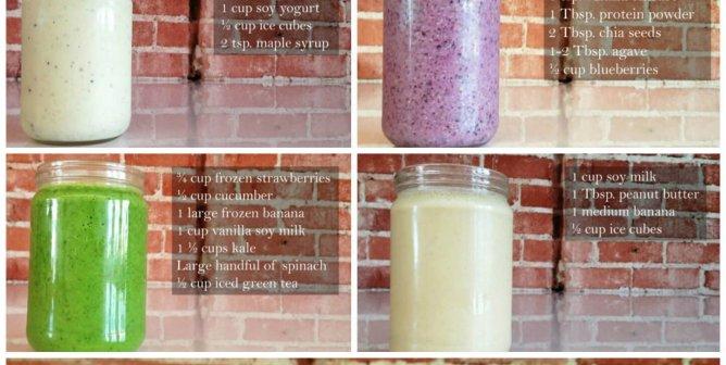 5 Summer Smoothie Recipes