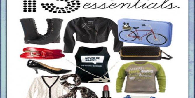 Fashion Friday: 13 Vegan Fashion Essentials
