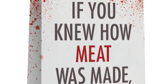 If You Knew How Meat Was Made, You'd Lose Your Lunch (Barf Bag)