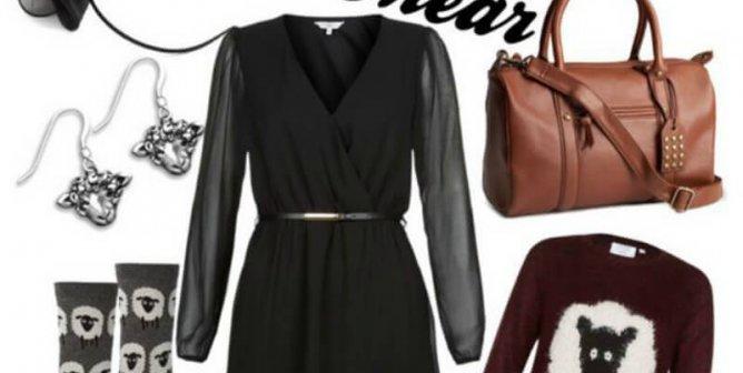 Fashion Friday: Sheer, Not Shear