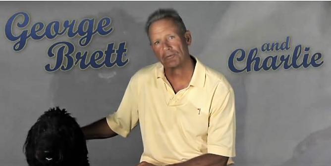 George Brett: Too Hot for Spot