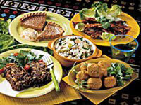 Vegetarian soul food peta as more and more african americans embrace vegetarianism soul food favorites such as hoppin john and po boys are getting healthy new makeoversminus forumfinder Image collections