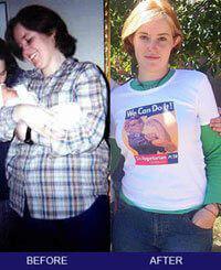Randi's Weight Loss Story