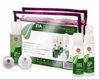 Add Zing to your Complexion with Zia Natural Skincare