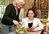 Raising Vegetarian Kids and Teenagers
