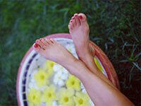 Put Your Best Foot Forward With an At-Home Pedicure