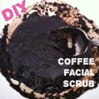 A Cup o' Joe: DIY Facial Scrub