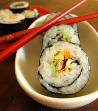 How to Make the Best Vegan Sushi