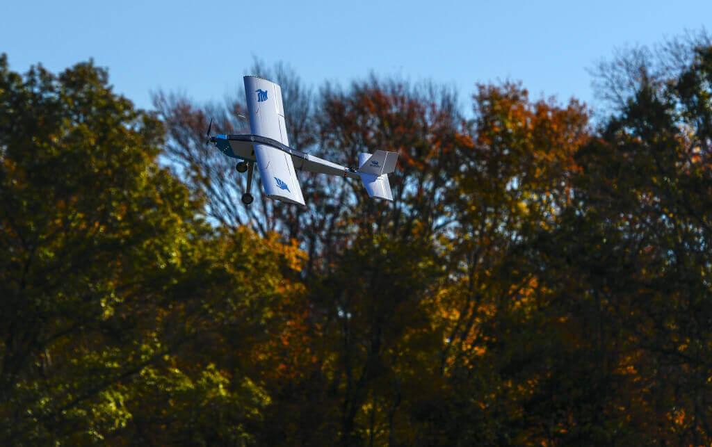 PETA Air Angels Hobby Drone flying