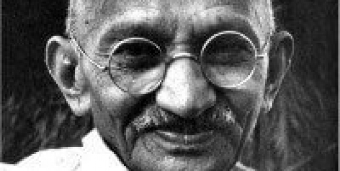 Celebrate Nonviolence Toward All Living Beings in Honor of Gandhi's Birthday