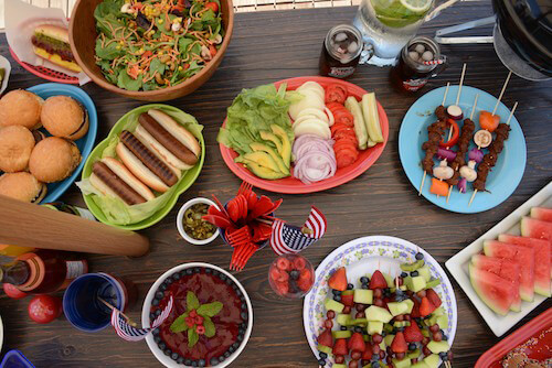 Food Ideas For Th Of July Cookout