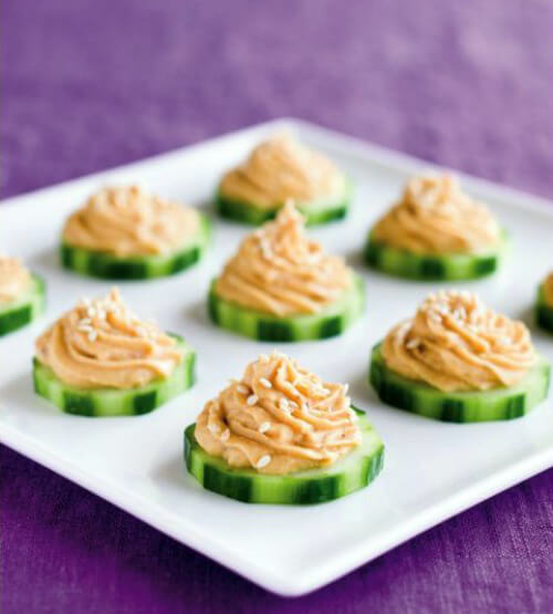 Boozy Appetizers From 'The Tipsy Vegan' Cookbook