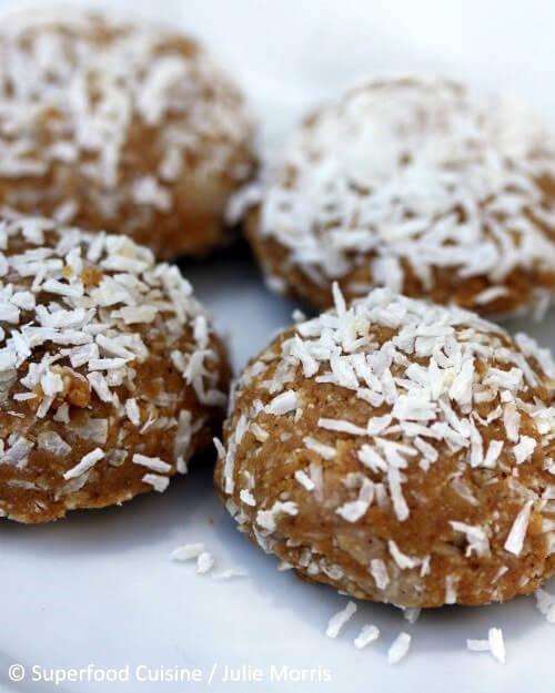 'Superfood Cuisine': Maca-Macaroons