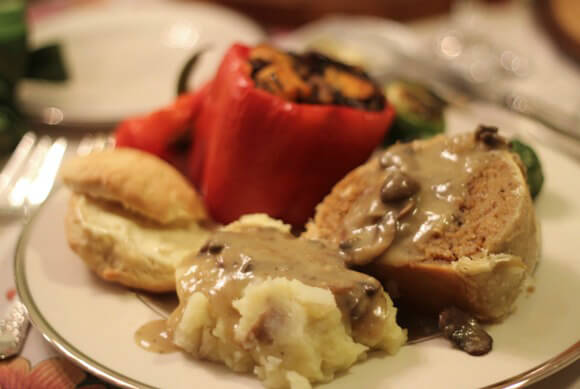 Top Five Tips for a Vegan Christmas Feast