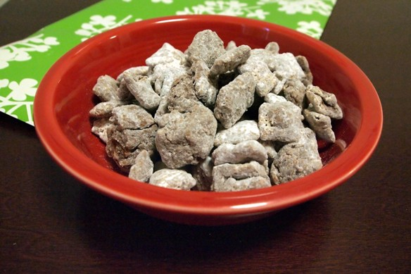 Vegan Puppy Chow (for Humans Only)
