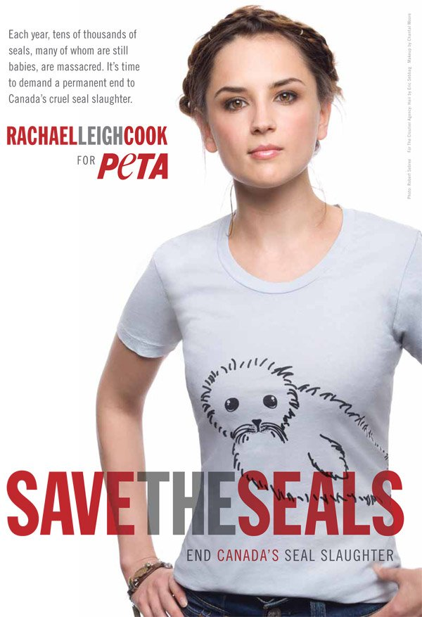 Do nude celebrity PETA ads make any difference | TTL ...