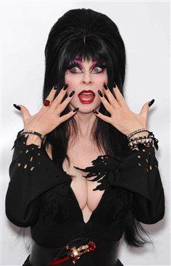 Elvira Scare People Not Animals Peta