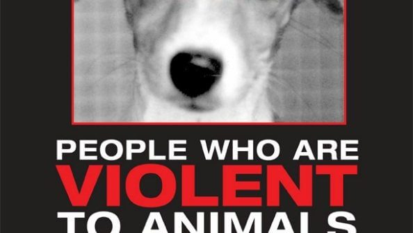 Cruelty to Animals Is a Red Flag for Future Violence