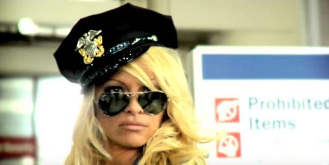 Pamela Anderson: Cruelty Doesn't Fly