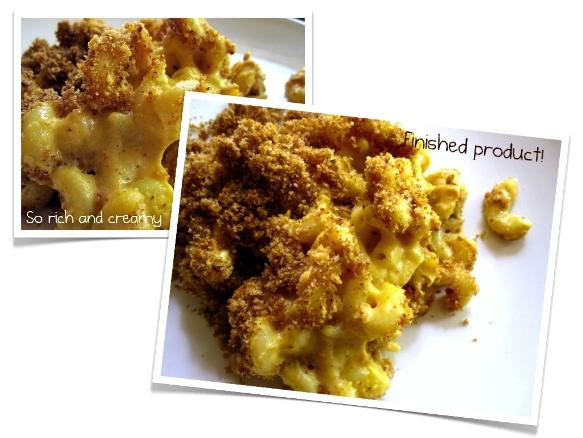 Veganize It: Baked Mac 'n' Cheese