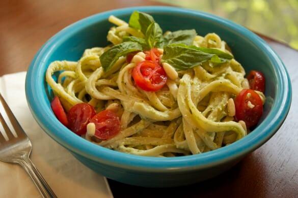 Say 'Yes' to Pesto
