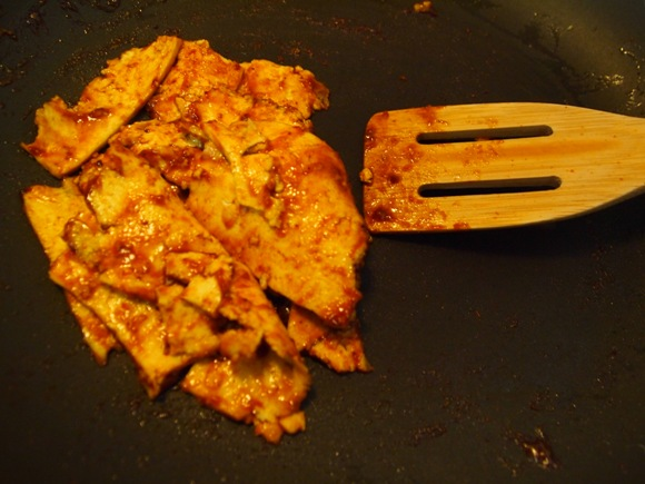 10-Minute BBQ Tofu