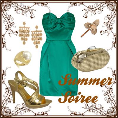Fashion Friday: Summer Soiree