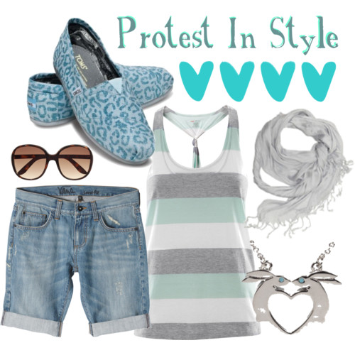 Fashion Friday: Protest in Style