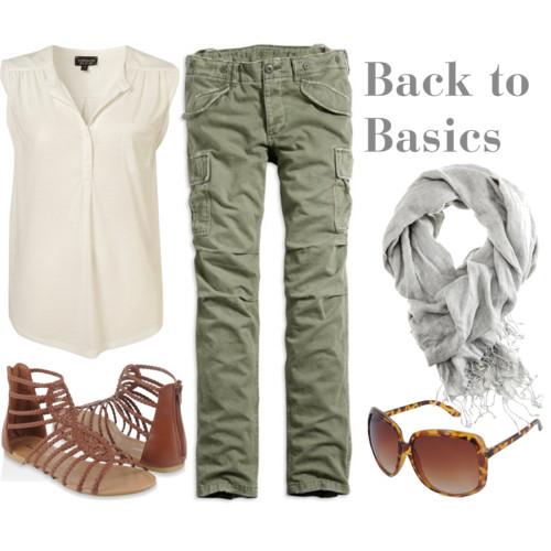 Fashion Friday: Back to Basics