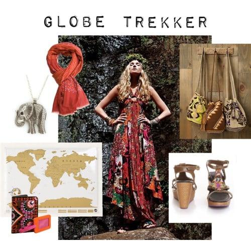 Fashion Friday: Globe Trekker