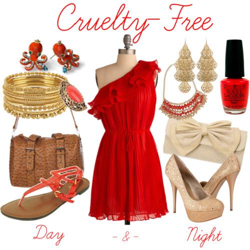 Fashion Friday: Cruelty-Free Day and Night