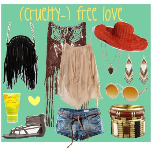 Fashion Friday: (Cruelty-) Free Love