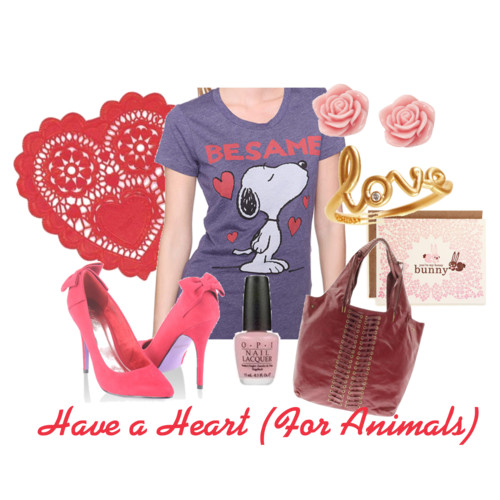 Fashion Friday: Have a Heart (for Animals)