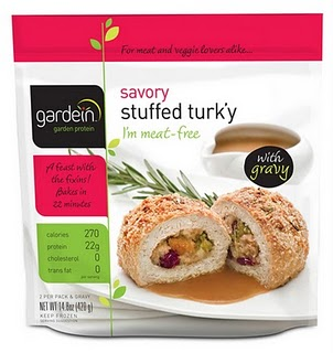 Another Fab Meatless Thanksgiving Option
