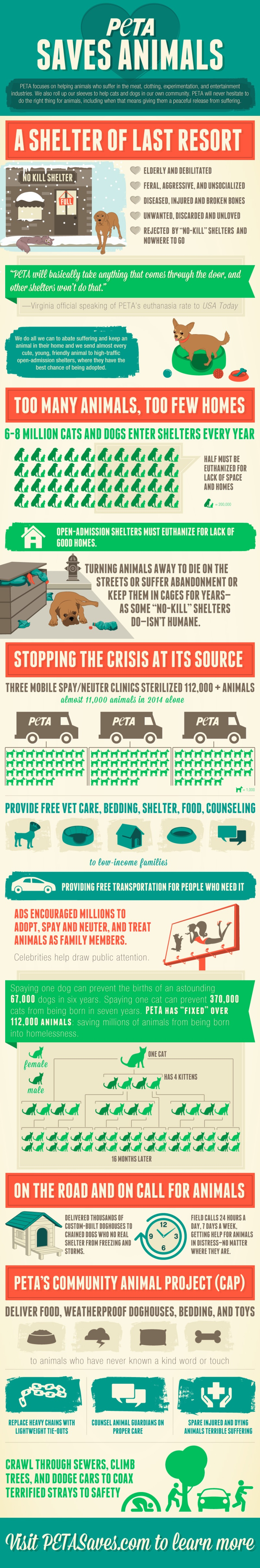 PETA-Saves-Infographic