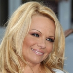 Pamela Anderson Stamp Launch