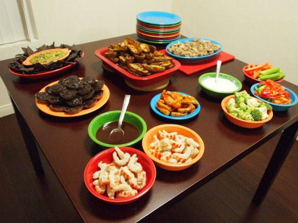 Top 10 Tips for Hosting Vegetarian Visitors