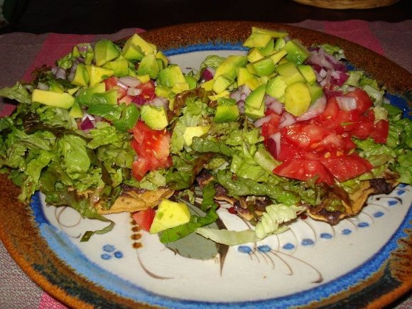 Vegan Dining While in Mexico (Photos)