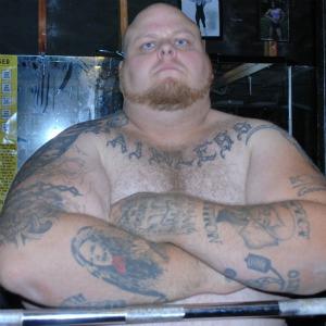 Big Bald Mike: PETA Chats With a Vegan Arm Wrestler