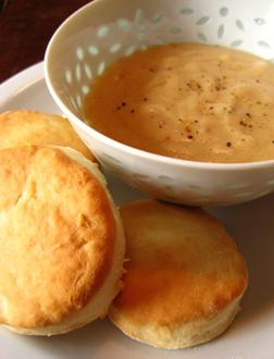 Vegan Biscuits and Gravy Recipe