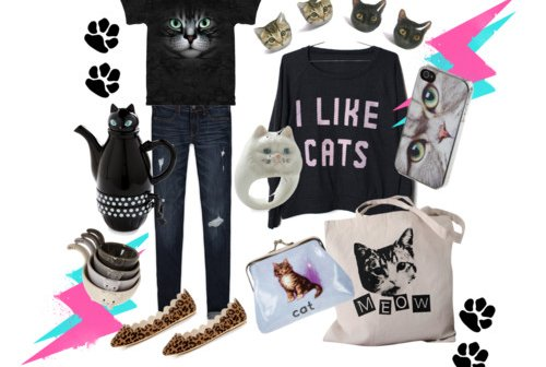 Fashion Friday: Calling All Cat Lovers