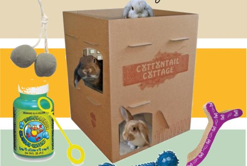 PETA Picks: 5 Great Toys for Cats, Dogs, and Bunnies