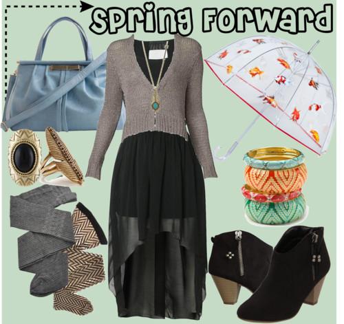 Fashion Friday: Spring Forward