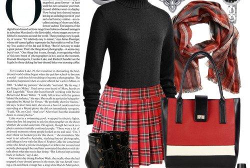 Fashion Friday: Plaid and Glad