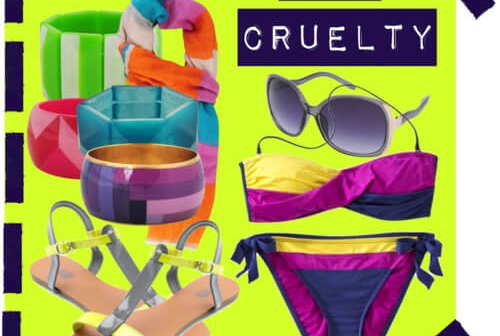 Fashion Friday: Crop Out Cruelty