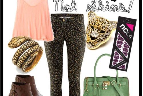 Fashion Friday: Prints, Not Skins!