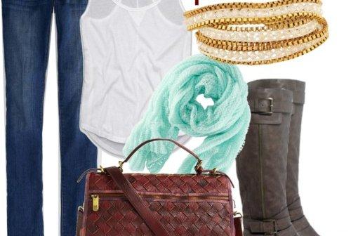 Fashion Friday: Summer to Fall Denim
