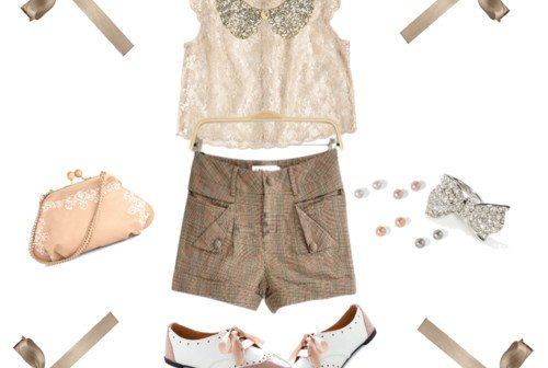 Fashion Friday: Summer Meets Fall