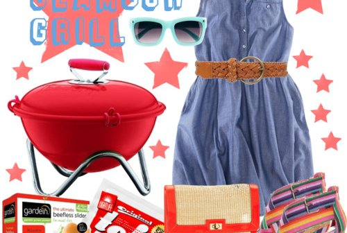 Fashion Friday: The Glamour Grill