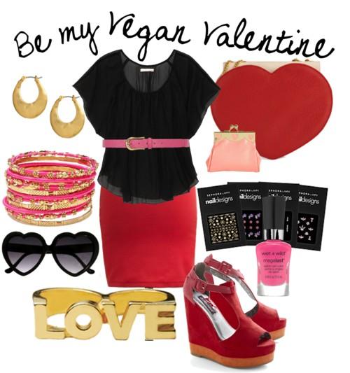 Fashion Friday: Be My Vegan Valentine